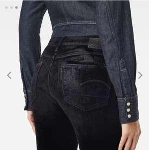 G-Star Raw 3301 Mid Skinny Jeans