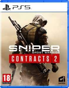 Sniper Ghost Warrior Contracts 2 voor PS5, PS4 en XB1