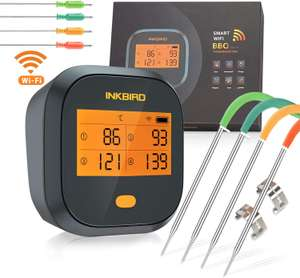 Inkbird IBBQ-4T WiFi Meat Thermometer