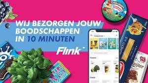 KORTING €10 korting op boodschappen (min. besteding €20) @ Flink (Den Haag, Scheveningen, Utrecht, Delft & Tilburg)