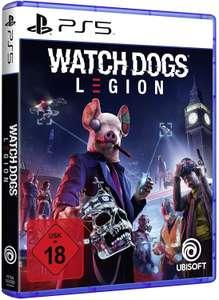 Watch Dogs: Legion (PS5) @Amazon DE