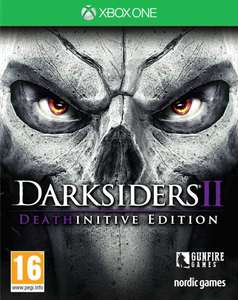 Darksiders 2 Deathinitive Edition (Xbox)