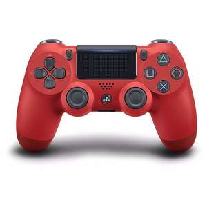Sony Dualshock 4 controller Rood €45 bij BCC/Wehkamp
