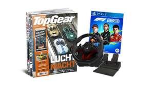 2 jaar TopGear (voor €179,95) + gratis Hori Apex racestuur en F1 2021 voor PS4