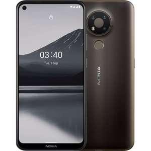 Nokia 3.4 32GB Grijs + 100% GRATIS 1 maand onbeperkt bellen & 3GB databundel (Lycamobile)