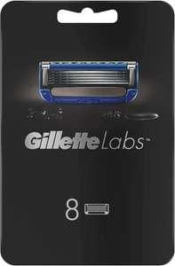 Gillette Labs Heated Razor Blades 8x Scheermesjes
