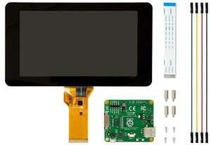 Raspberry Pi Touch Screen LCD 7 inch voor €10 @ Bol.com