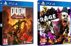 Doom Eternal + Rage 2 (PS4 & Xbox One) @ Bol.com