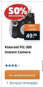 [trekpleister] Polaroid PIC-300 Instant Camera nu €24,50