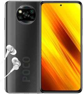 Xiaomi Poco X3 NFC 6/128GB Snapdragon 732G @Amazon FR