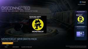 Gratis Monstercat 10YR Player Anthem + Banner Rocket league