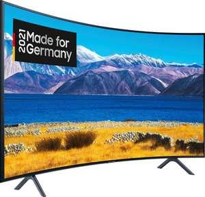 Samsung GU65TU8379U Curved 65 inch TV