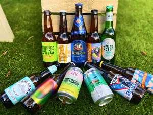 Pakket met 12 alcoholvrije speciaalbieren