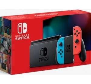 Nintendo Switch 2019 model (blauw/rood)