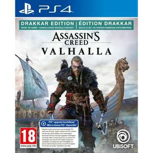 Assassin's Creed Valhalla Drakkar Edition PlayStation 4