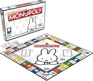 Nijntje Monopoly voor €37,50 bij Bol