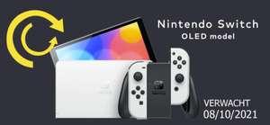 Inruilactie Nintendo Switch OLED bij Gamemania
