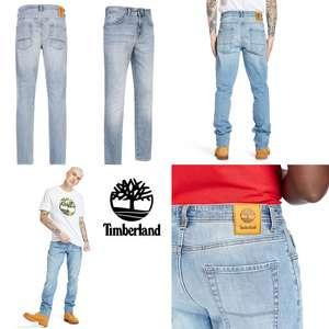 Timberland heren stretch jeans - 2 modellen [recht en slim fit] - veel maten