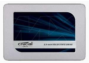 "Crucial MX500 2,5"" 2TB SSD"