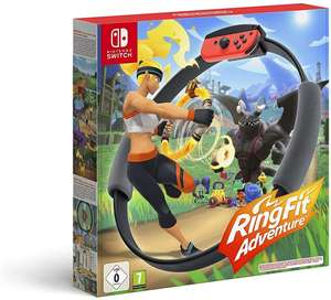Ring Fit Adventure (Nintendo Switch) @Amazon ES