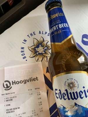 Edelweiss bier doos 24 flesjes 33 cl @Hoogvliet
