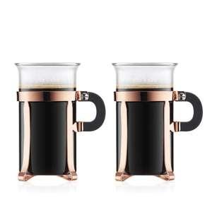 Bodum Chambord set van 2 glazen 0.3 l voor €16,16 @ Bodum