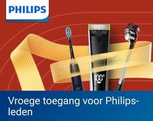 Exclusieve PRE-SALE tot 25% korting @ Philips