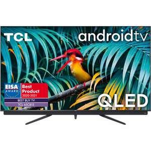 TCL 65 inch QLED 4K TV 65C815