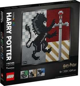 LEGO Harry Potter™ Hogwarts™ Crests (31201)