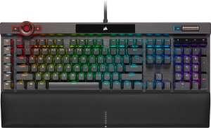 Corsair K100 RGB Mechanisch RGB Qwerty Gaming Toetsenbord - Cherry MX Speed @Bol.com en Alternate.nl