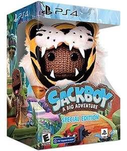 Sackboy: A Big Adventure Special Edition (PS4) [Amazon.es]