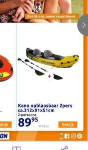 Intex explorer k2 kano bij action