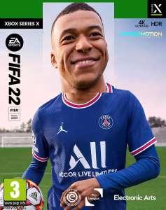 FIFA 22 (Nordic) - Xbox Series X of PS5