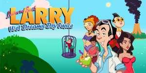 Leisure Suit Larry - Wet Dreams Dry Twice [SWITCH]