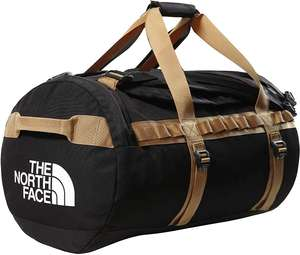 The North Face Gilman Duffel S tnf black/british khaki 50L