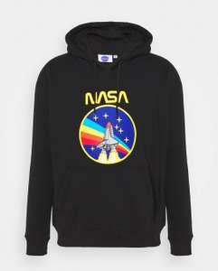 Zwarte NASA hoodie