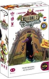 Welcome to the Dungeon (en Welcome Back) NL versie