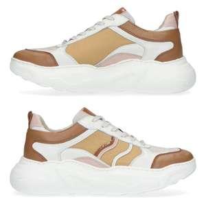 Leren dames sneakers -70% [van €119,99]