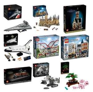 Intertoys - Extra korting op de toppers van Lego (veel laagste prijs, tot wel 30+ euro korting)