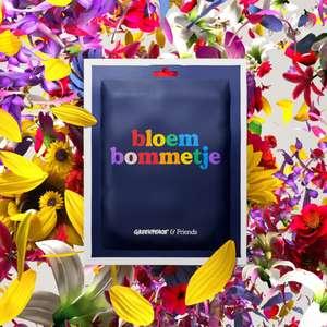 GRATIS Bloembommetje (biologische bloemzaden)