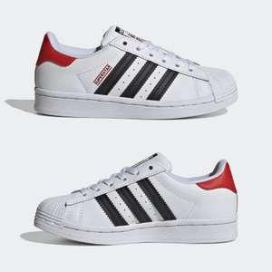 adidas Superstar x Run DMC kids sneakers