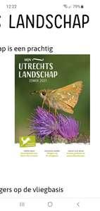 Gratis magazine Mijn Utrechts Landschap