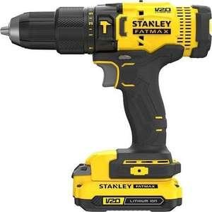 Stanley FatMax 18V Schroefklopboormachine