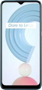 Budgetphone: Realme C21, 3/32GB Blauw