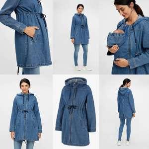 MAMA.LICIOUS 3-in-1 zwangerschapsjas