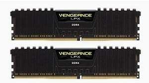 Corsair Vengeance LPX 32GB(2X16GB) 3000Mhz, CL15