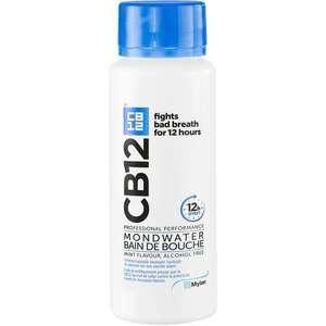 CB12 mondwater regular bij de Kruidvat (alleen winkel) OP=OP