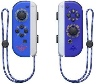 Joy-Con Controller- Legend of Zelda: Skyward Sword HD Edition [€49,99 met code APP10]