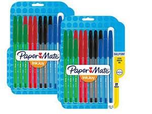 40 Paper Mate balpennen voor €1 + gratis verzending @ iBOOD