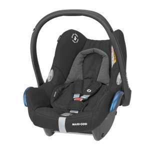 Maxi-Cosi Autostoel Cabriofix Essential Black voor €52,92 @ pinkorblue.nl